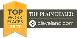 2017 The Plain Dealer Top Work Places