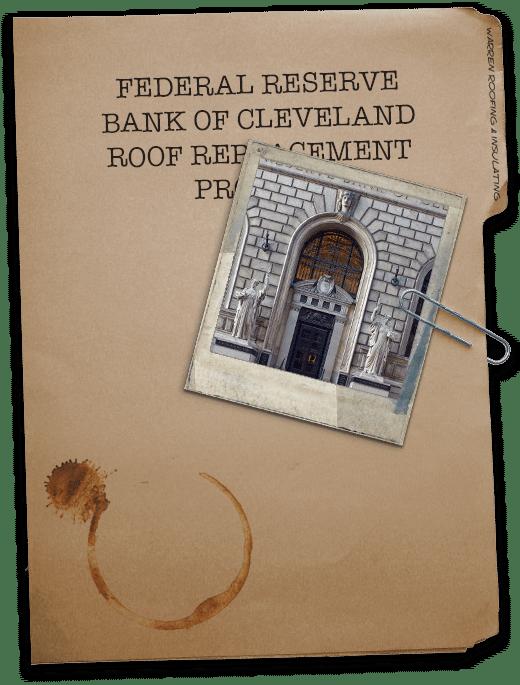 Federal Reserve Building Folder