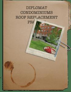 Diplomat Condominium Folder