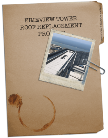 Warren Roofing Erieview Tower Case Study