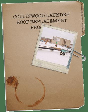 Collinwood Laundry case study folder