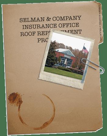 Selman & Company Insurance Office project folder