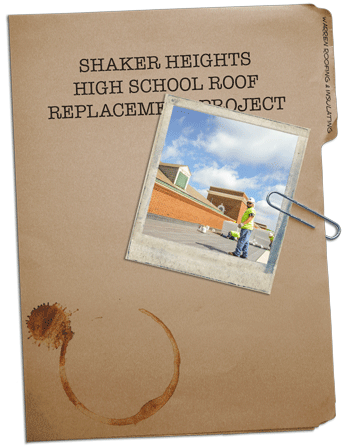 Shaker Heights High School project folder