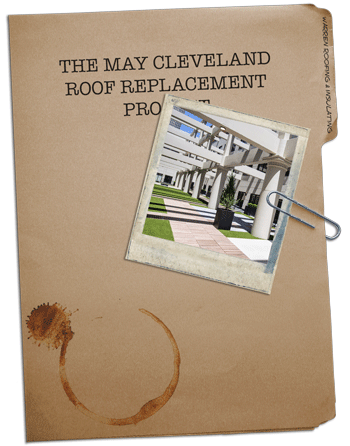 The May Cleveland project folder